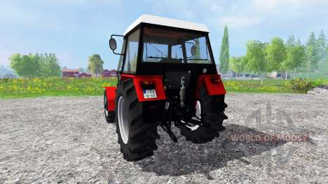 Zetor 7245 v1.0 for Farming Simulator 2015