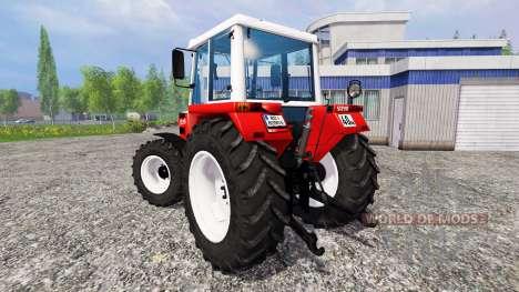 Steyr 8090A Turbo SK2 for Farming Simulator 2015