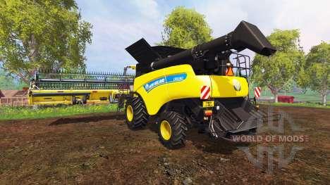 New Holland CR10.90 v1.4 for Farming Simulator 2015