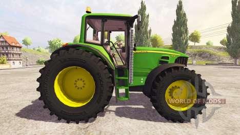 John Deere 7530 Premium v2.0 for Farming Simulator 2013