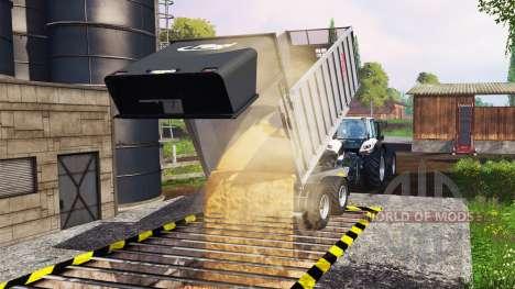 Fliegl TMK 266 for Farming Simulator 2015