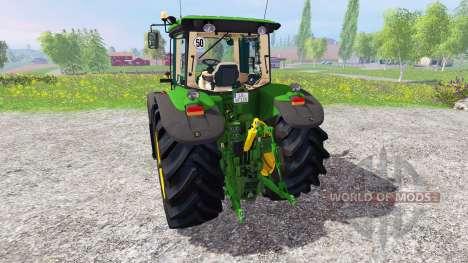 John Deere 7930 for Farming Simulator 2015