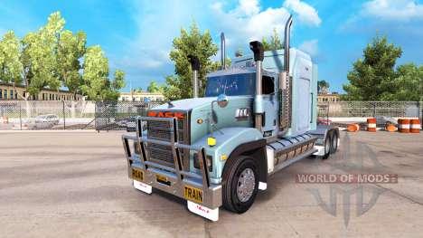 Mack Titan Super Liner for American Truck Simulator