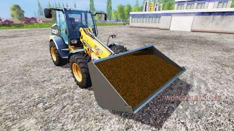 Universal scoop v1.1 for Farming Simulator 2015