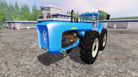 Daten D4K B for Farming Simulator 2015