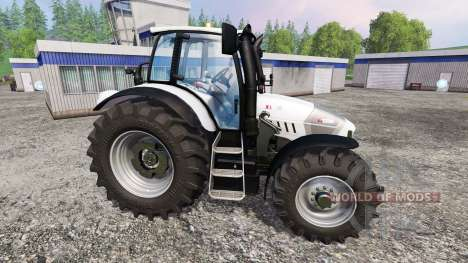 Hurlimann XL 130 v1.0 for Farming Simulator 2015