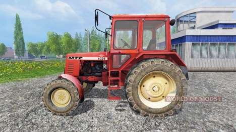 MTZ-1025 for Farming Simulator 2015