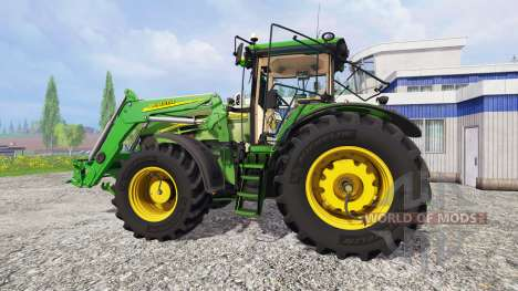 John Deere 7930 v3.0 for Farming Simulator 2015