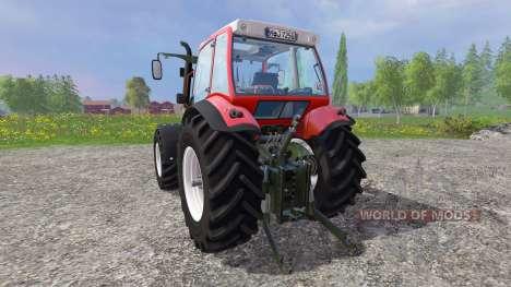 Lindner Geotrac 84 for Farming Simulator 2015