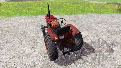MTZ-45 v2.2 for Farming Simulator 2015