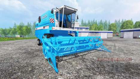 Bizon BS 5110 for Farming Simulator 2015