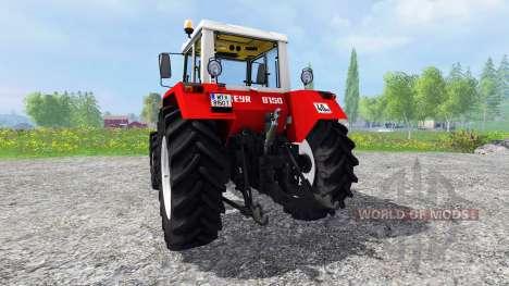 Steyr 8150 Turbo for Farming Simulator 2015