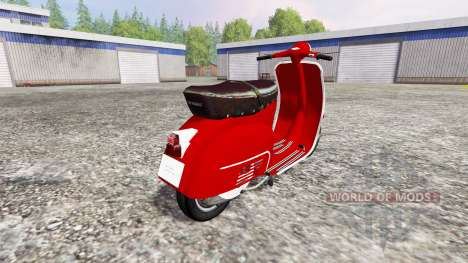 Piaggio Vespa v0.1 for Farming Simulator 2015