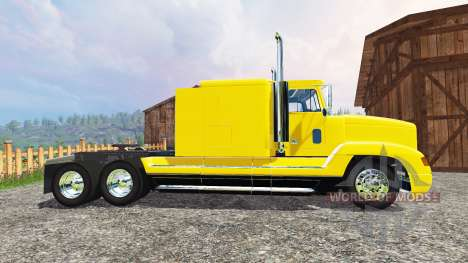 Freightliner FLD 120 [pack] for Farming Simulator 2015