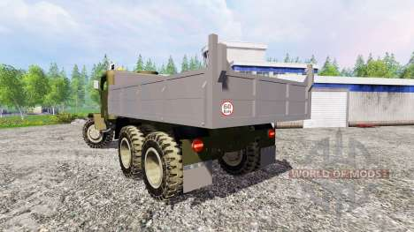 Praga V3S [Army] for Farming Simulator 2015