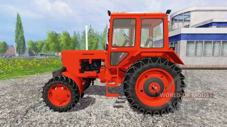 MTZ-82 [red] v2.0 for Farming Simulator 2015