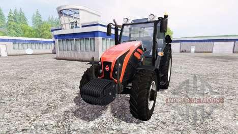 Ursus 8014 H FL v2.0 for Farming Simulator 2015