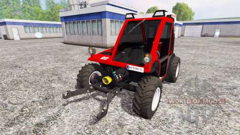 Reform Metrac H7 X 3B for Farming Simulator 2015