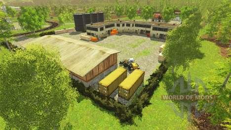 Country for Farming Simulator 2015