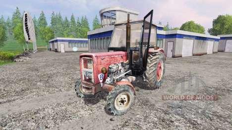 Ursus C-360 [cabin czeska] for Farming Simulator 2015
