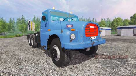 Tatra 148 v2.0 for Farming Simulator 2015