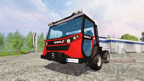 Reform Muli T10 X for Farming Simulator 2015