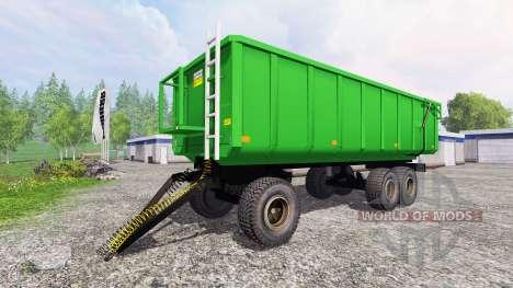 Laumetris PTL-20 for Farming Simulator 2015