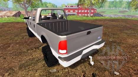 Ford F-250 v1.2 for Farming Simulator 2015