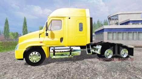 Freightliner Cascadia for Farming Simulator 2015