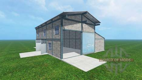 Garage v1.1 for Farming Simulator 2015