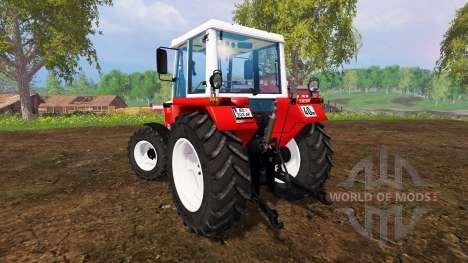 Steyr 8070A SK2 for Farming Simulator 2015