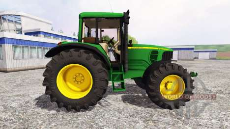 John Deere 6320 Premium for Farming Simulator 2015