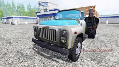 GAZ-53 v1.0 for Farming Simulator 2015