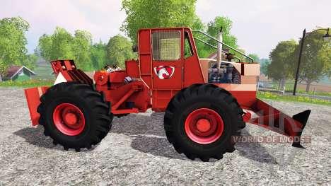 TAF 657 for Farming Simulator 2015