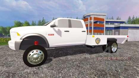 Dodge Ram 5500 2015 [stake truck] for Farming Simulator 2015