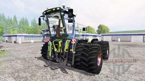 CLAAS Xerion 3800 SaddleTrac for Farming Simulator 2015