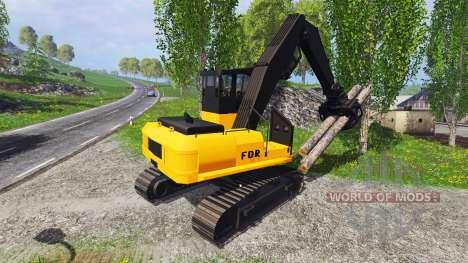 FDR v2.0 for Farming Simulator 2015
