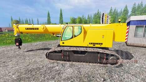 Liebherr LTR 1060 for Farming Simulator 2015