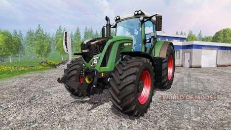 Fendt 927 Vario v0.5 for Farming Simulator 2015