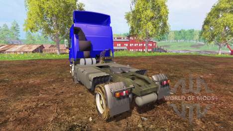 KamAZ-5460М for Farming Simulator 2015