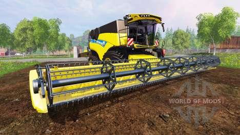 New Holland CR10.90 [self-drive] for Farming Simulator 2015