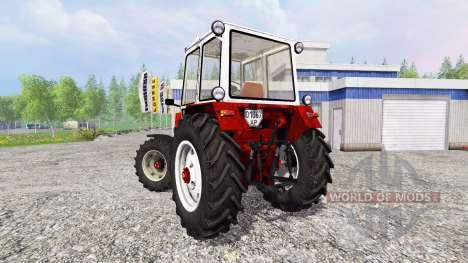 UMZ-6КЛ 4x4 for Farming Simulator 2015
