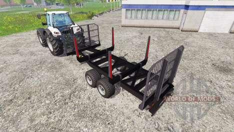 Brantner E8041 for Farming Simulator 2015