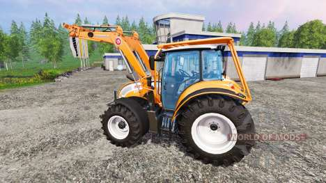 Stoll FZ-30 for Farming Simulator 2015