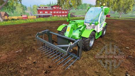 Sennebogen 305 for Farming Simulator 2015