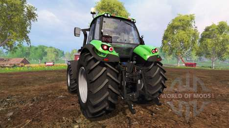 Deutz-Fahr Agrotron 6190 TTV v1.1 for Farming Simulator 2015