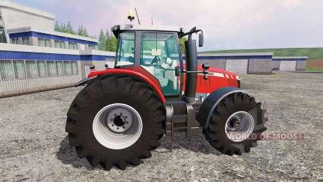 Massey Ferguson 7726 for Farming Simulator 2015