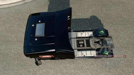 AMD FX skin for Scania truck for Euro Truck Simulator 2