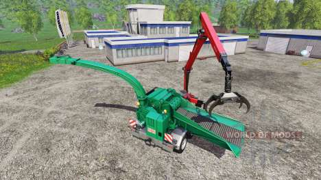 Jenz HEM 583 Z v3.0 for Farming Simulator 2015