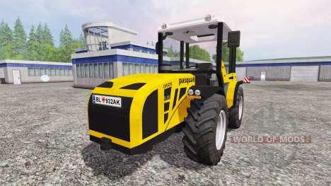 Pasquali Orion 8.95 v1.0 for Farming Simulator 2015